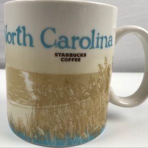 Starbucks coffee mug North Carolina 2010